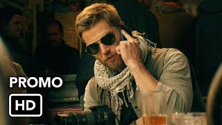 """The Brave (NBC) """"Unknown, Unheard, Unseen"""" Promo HD"""