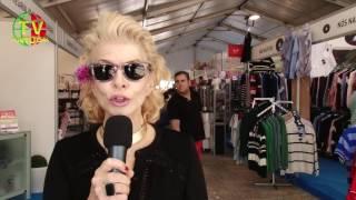 Lili Caneças no Stock & Fashion Market