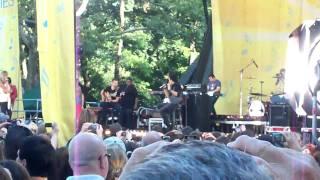 Adam Lambert - Starlight (Muse Cover) - Live