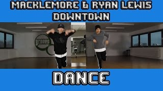 Macklemore & Ryan Lewis - Downtown Dance (Einsteiger) | Choreographie von Hai | Kurs Video