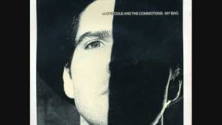 "LLOYD COLE & The COMMOTIONS - 'My Bag' - 7"" 1985"