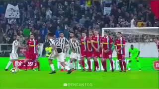 Ronaldo , Dybala , Neymar , Messi free kick