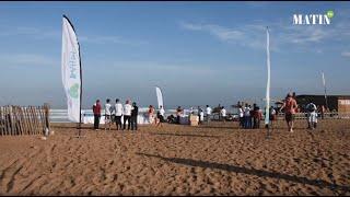 La Centrale Automobile Chérifienne s'associe à l'association Bahri pour nettoyer la plage d'Aïn Diab