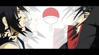 Naruto Shippuden AMV - Sasuke vs Itachi