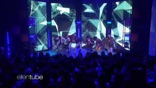 BTS Performing Fake Love at Ellen Show Part 1