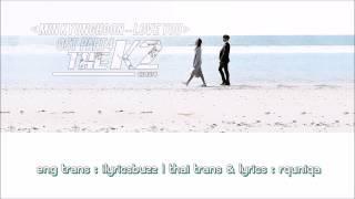[THAI SUB] 민경훈 (Min Kyunghoon) - Love you [The K2 OST Part 4]