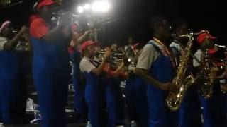 Marvin Gaye and Chardonnay - Plantation High School Marching Band (2015)