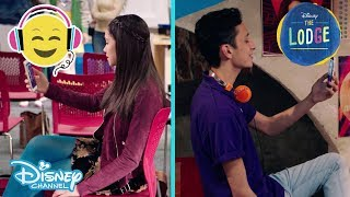 The Lodge | There For You Song | Official Disney Channel UK