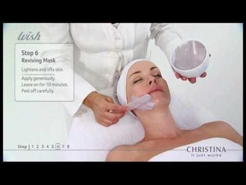Купить Крем от Морщин Christina Wish Radiance Enhancing Cream , видео, цена