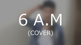6 AM, J Balvin ft. Farruko - Cristian Osorno (Cover)
