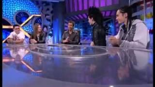 Tokio Hotel Hablando Español