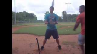 Perfect Swing- Michael Cruz 16 Years Old prospect!
