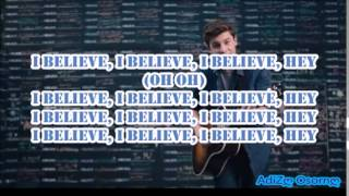 Cancion de la pelicula Descendientes¨Believe¨ Shawn Mendes LETRA