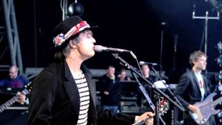 The Libertines - Time for Heroes GLASTONBURY 2015