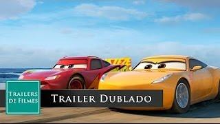 REACT! Carros 3 (Cars 3, 2017) Novo Trailer Dublado (Trailers De Filmes) REACT! 1