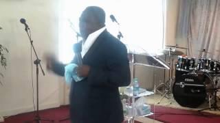 Apostle John Pra live with Resurrectionradio2