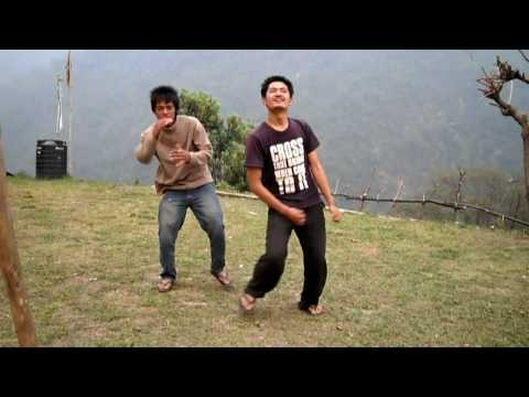 Porter Dance Nepal