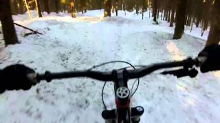 Antikkala winter trails 2016