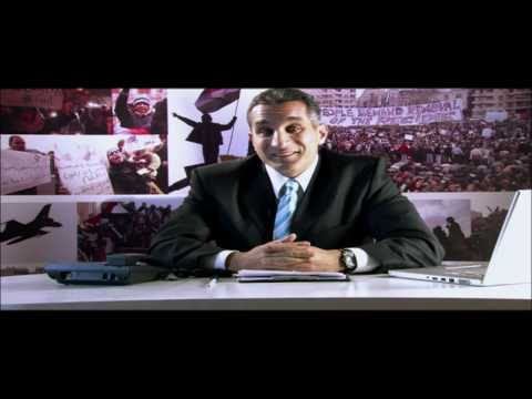 B+ Episode 2 - باسم يوسف شو (مع طلعت زكريا) الحلقة ٢