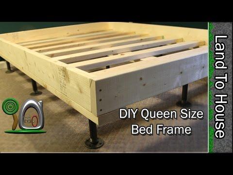 come costruire la base di un letto fai da te mania