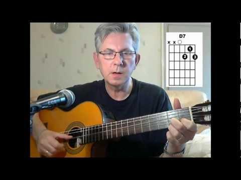 Comment jouer Les copains d'abord de Georges Brassens à la guitare