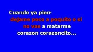 Los Fugitivos - Corazon Corazoncito (Ver. Estudy).avi