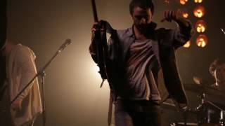 Gevende Vertigo Backstage Video
