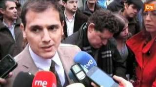 C's - El anuncio de Montilla: toma de posicion de Ciutadans