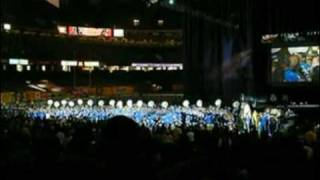 "Southern University Human Jukebox 2006 playing ""Irreplaceable"" by Beyonce"