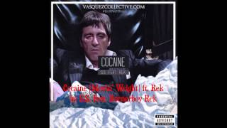 Sure Shot feat. Rek - Cocaine