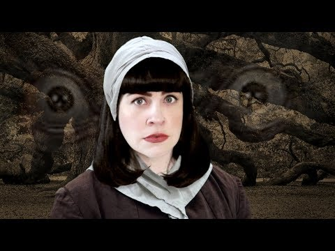 Salem Witch Trials- NEW Revelations