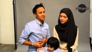 InTrend : Apa Itu Cinta - Zahiril Adzim & Sheira Aiyob
