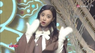 Simply K-Pop _ April(에이프릴) _ Snowman _ Ep.196 _ 010116