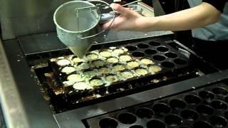 Takoyaki en Japon