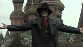 "Michael Jackson ""Stranger In Moscow"" Photo Shoot"
