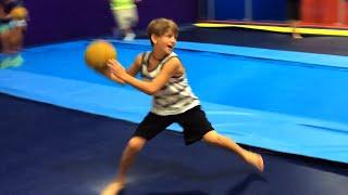 MattyBRaps Summer 2014 - Extreme Dodgeball