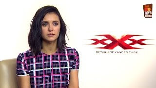 Nina Dobrev elege quem foi o mais badass de 'xXx Reativado'