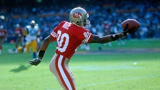 Jerry Rice Career Highlights | NFL