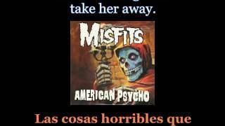 Misfits - Dig Up Her Bones - Lyrics / Subtitulos en español (Nwobhm) Traducida