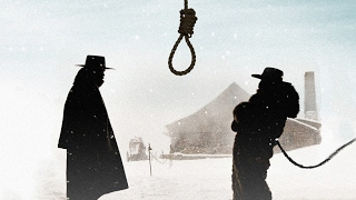 HANGMAN theme, Tarantino tribute. Justice and Frontier Justice