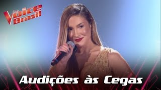 "Claudia Leitte canta ""It Hurt So Bad"" nas Audições às Cegas - The Voice Brasil 
