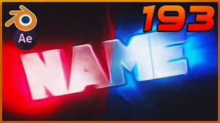 TOP 10 Blender & After Effects Intro Templates #193 + Free Download