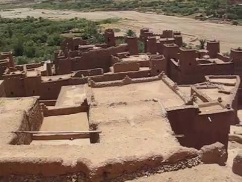 Ait Ben Haddou Kasbah (11th century), Morocco