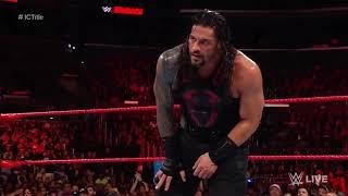 Qismat  song ,Roman Reigns vs. Jason Jordan