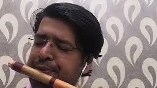 Tujse naraz nahi zindagi ....flute cover by hemendra darji