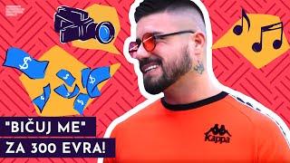 MC Stojan: Roditelji su mi dali 300 evra za prvi spot | Mondo TV