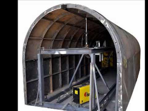 baraj tünel kondüvi kalıbı
