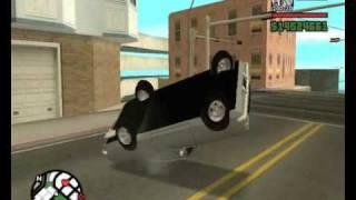 GTA San Andreas acidentes Incriveis.....