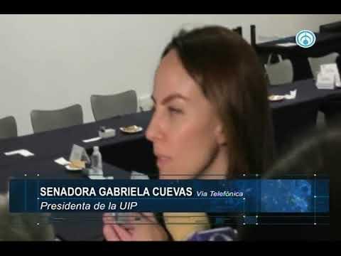 ES IMPORTANTE QUE MÉXICO MANTENGA ABIERTAS SUS PUERTAS: GABY CUEVAS