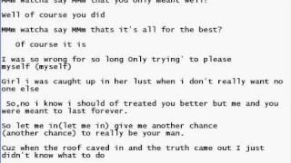 Watcha say (Lyrics)